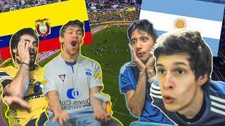 Video ECUADOR vs ARGENTINA | Eliminatorias Rusia 2018 | PES 2018 MP3, 3GP, MP4, WEBM, AVI, FLV November 2017