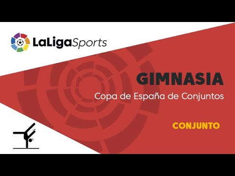 Gimnasia  Copa de España de Conjuntos