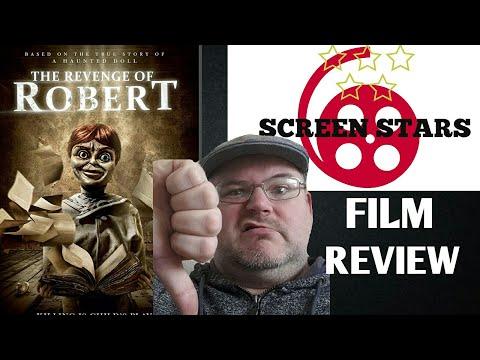 The Revenge of Robert (2018) Horror Film Review (AKA The Revenge of Robert the Doll)