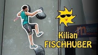 How Kilian Fischhuber said goodbye to IFSC comps | Sunday Sends by OnBouldering