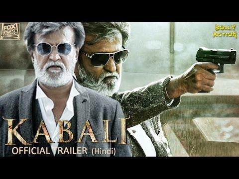 Kabali Official Trailer   Hindi Trailer 2017