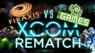 XCOM Dev Battle SHOWDOWN! Jake Solomon and Firaxis Games vs Rev3Games!