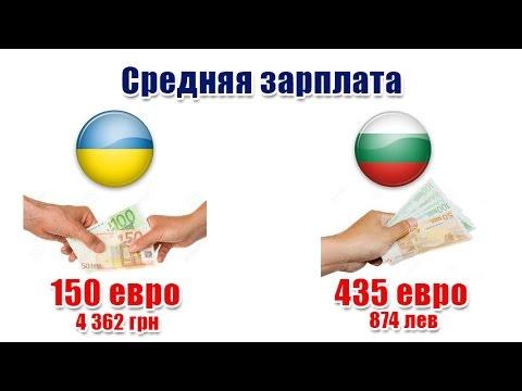Сравнение Украины и Болгарии - DomaVideo.Ru