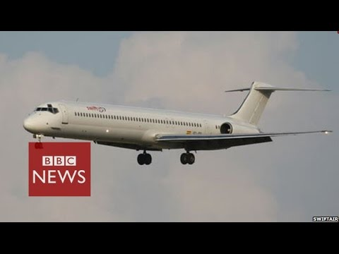 Algeria plane missing on Sahara route from Burkina Faso  BBC News