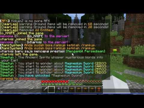 Minecraft Fantasy World Indonesia Eps 1