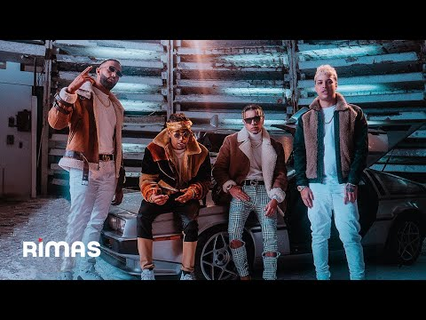 Se moja - Eladio Carrion Ft Amenazzy,  Rauw Alejandro y Noriel