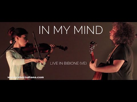 Roberto Diana - In My Mind live at Bibione Lighthouse (VE) (Acoustic Guitar and Violin)