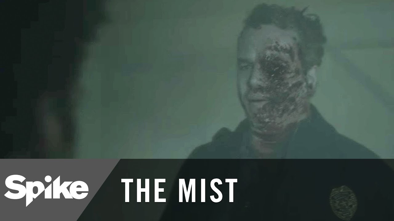 They See You! Fear. Human. Nature. There's Something in 'The Mist' in Spike TV's Eerie Stephen King Adaptation