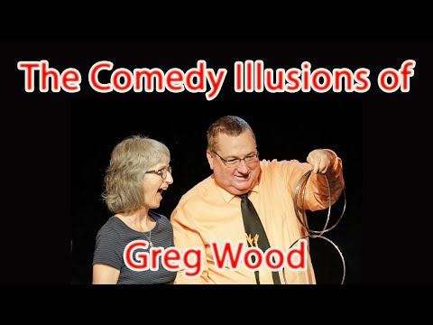 Canadian Comedy Magician Greg Wood 90sec promo