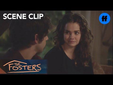The Fosters | Season 1, Episode 15: Brallie Breakup | Freeform