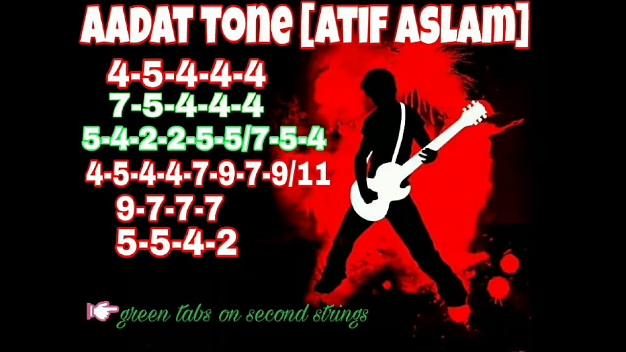 BOLLYWOOD SONGS TONE ON GUITAR tabs & example by Shubham Rock