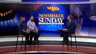 Video Newsmaker Sunday: International UFO Congress MP3, 3GP, MP4, WEBM, AVI, FLV Agustus 2019