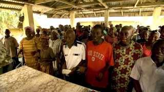 More at http://umc.org/videos. Learn more at http://ImagineNoMalaria.org. A simple gift of bed nets is a gift of life and of unity for ...