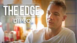 Diplo - Set Me Free | Inside The Music Video | The Edge