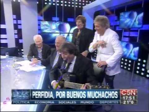 C5N - BUENOS MUCHACHOS: PARTE 4 (11/05/2013)