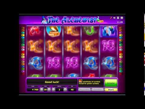 Игровые автоматы алхимик 777 играть бесплатно и без регистрации