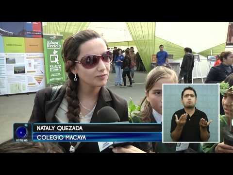 PARTIÓ PRIMERA FERIA ECOEDUCATIVA EN IQUIQUE -Iquique TV