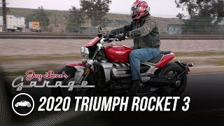 2020 Triumph Rocket 3 - Jay Leno's Garage by Jay Leno's Garage
