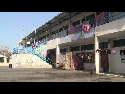 Gaza: les déplacés au bord de l'explosion 6 mois après la guerre