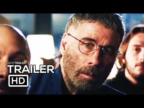 THE FANATIC Official Trailer 2019 John Travolta Thriller Movie HD