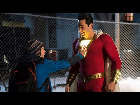 The First Teaser Trailer for Shazam