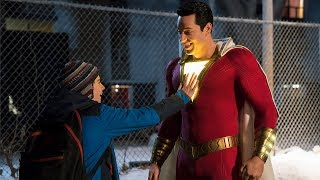 Video SHAZAM! - Official Teaser Trailer [HD] MP3, 3GP, MP4, WEBM, AVI, FLV Oktober 2018
