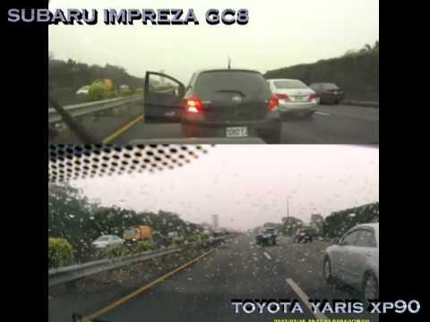 高速公路攔車事件…人比車兇!