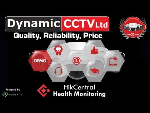HikCentral Health Monitoring - Mini demo