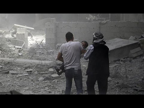 Συρία: Νέοι βομβαρδισμοί σε προάστια της Δαμασκού