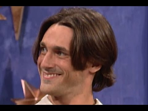 Watch Jon Hamm Get Rejected on a 90s Dating Show