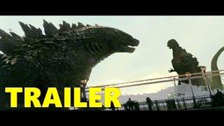 GODZILLA 2014 vs. SHIN GODZILLA - FM Trailer (HD)
