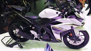 10. Yamaha YZF R3 2017