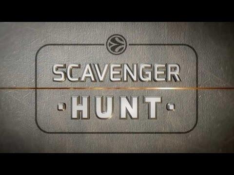 Scavenger Hunt: Ender Arslan and Serhat Cetin, Darussafaka Dogus Istanbul