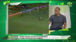 Comentarista exalta desempenho de Vanderlei Luxemburgo e elogia alguns jogadores do Sport.