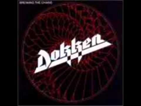 Dokken- Into The Fire