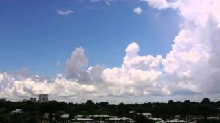 2011-12 Storm Time-Lapse - 19 Dec 2011