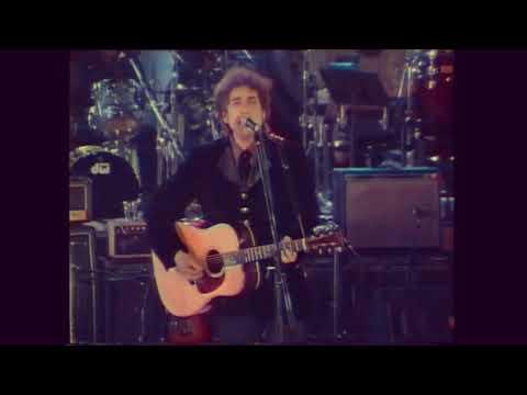 "Bob Dylan -  ""Ring Them Bells"" (Live Japan 1994)"
