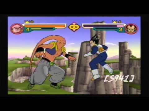 dragon ball z budokai 2 gamecube astuce