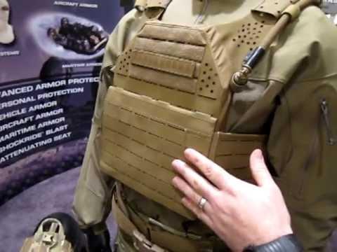 Armorworks Modular Plate Carrier Mpc Scalable High Tech