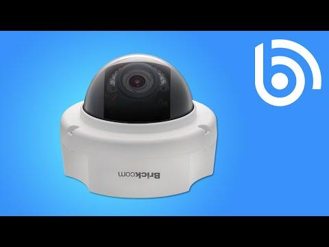 Brickcom FD-100Ap-73 Megapixel IP Dome Camera