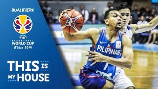 Philippines v Chinese Taipei - Highlights - FIBA Basketball World Cup 2019 Asian Qualifiers