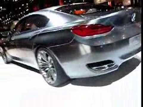 BMW CS Concept video