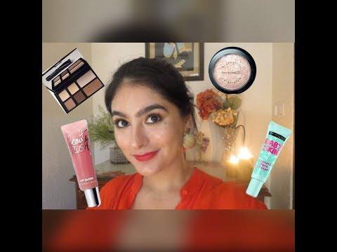 Make up - MAKEUP KIT FOR BEGINNERS* FACE & LIPS*  MAKEUPBYBANDANA