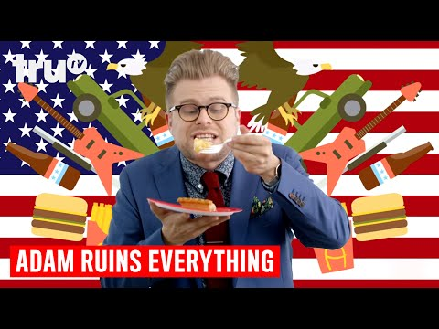Adam Ruins Everything Why Apple Pie is