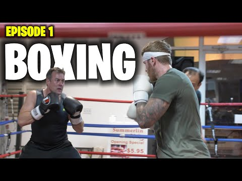 Boxing Training For First Match | Technique - Episode 1