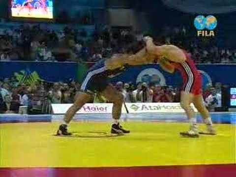 Georgy Ketoev (RUS) vs Jousop Abdusalomov (TJK)