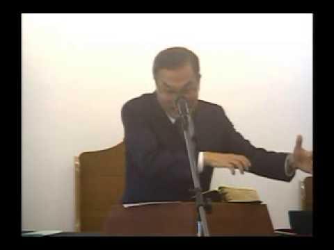 2015年4月11日「箱舟の槌音」川越勝牧師