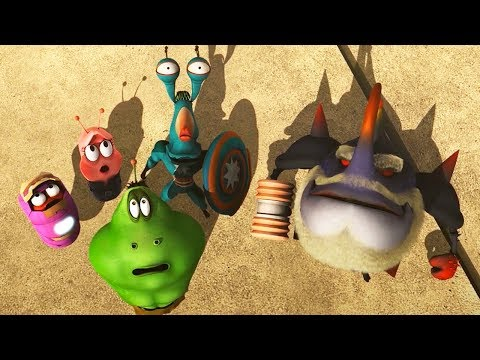 LARVA - LAR-VENGERS | Cartoon Movie| Cartoons For Children | Larva Cartoon | LARVA Official - Thời lượng: 43:17.