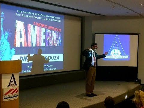 d'souza - Dinesh D'Souza, the director of the second most successful political documentary of all time,