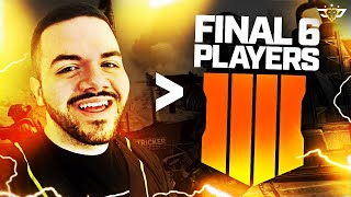 HOW DID I DO THIS?! WIPED THE FINAL TEAMS BY MYSELF! (Call of Duty: Blackout)